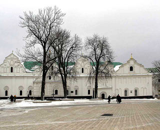 Building of the museum (Kovnir building of the first half of 18th century)