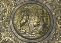 Блюдо 1723 г.